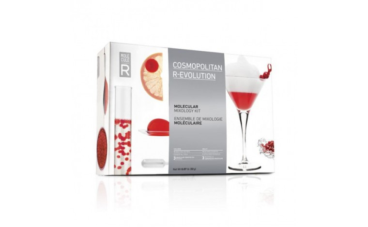 Cosmopolitan R-evolution molecular kit