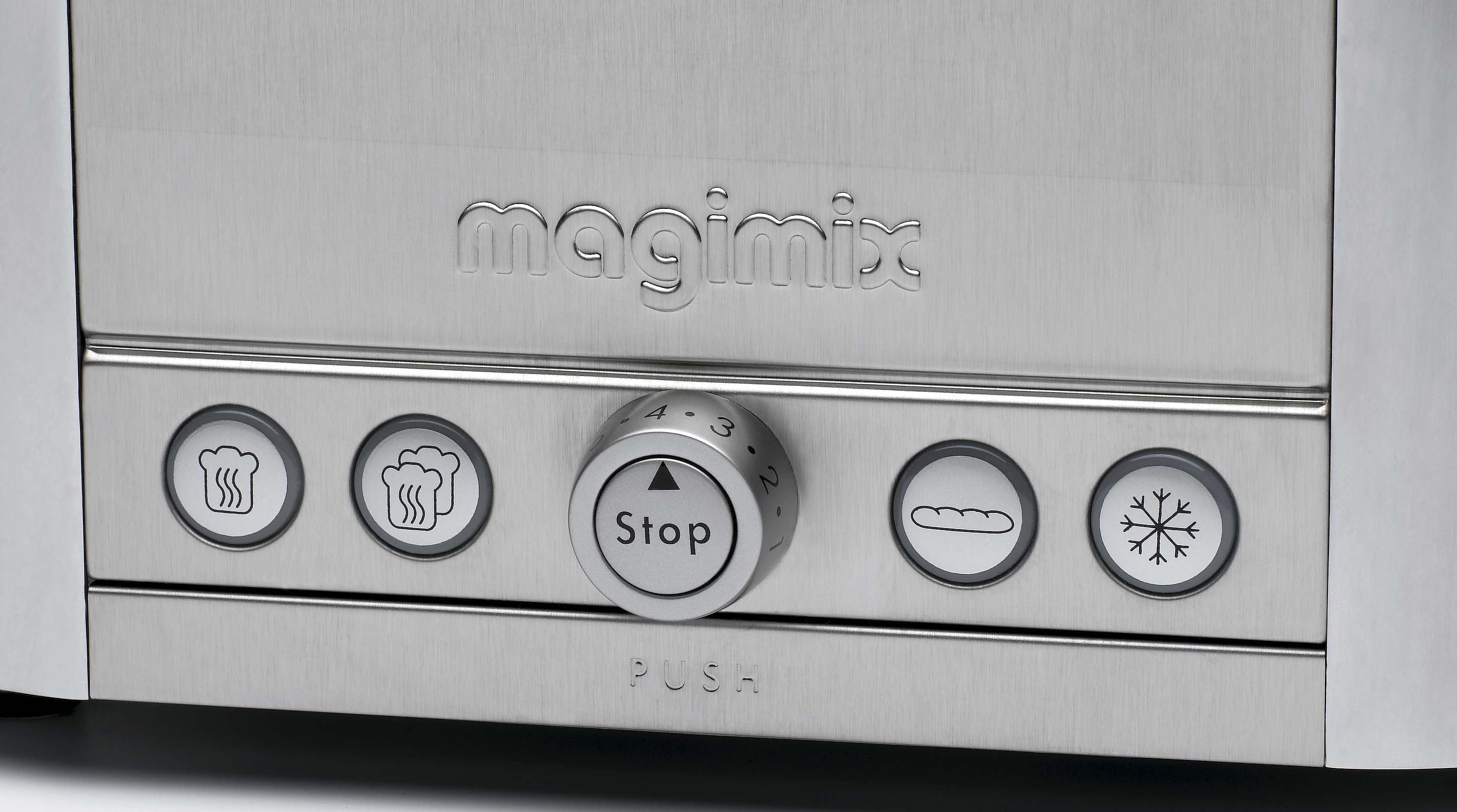 Toaster vision bross brillant magimix - Grille pain magimix vision ...