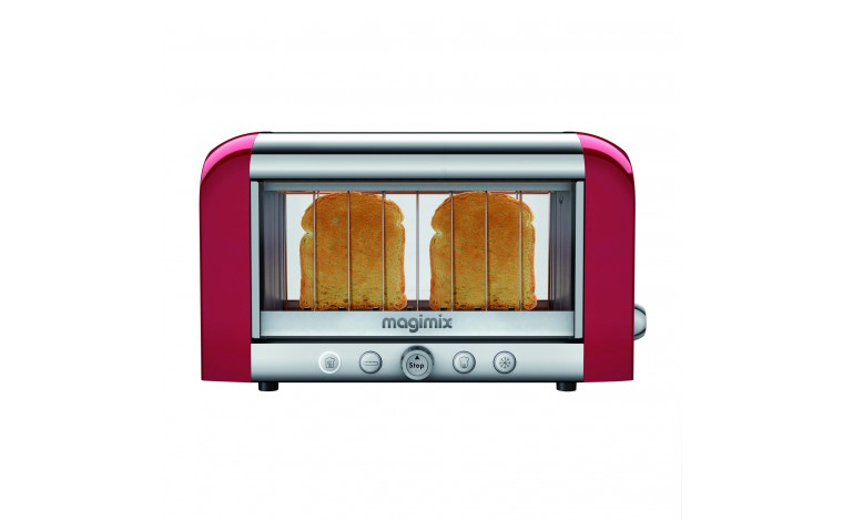 Toaster Vision rouge Magimix