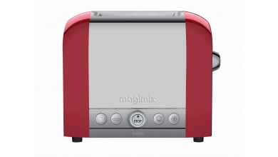 Toaster 2 rouge Magimix