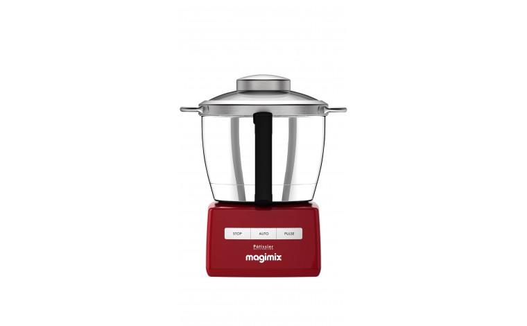 Robot Pâtissier rouge Magimix