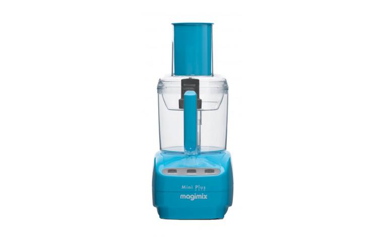 Robot multifonction Mini Plus bleu Magimix