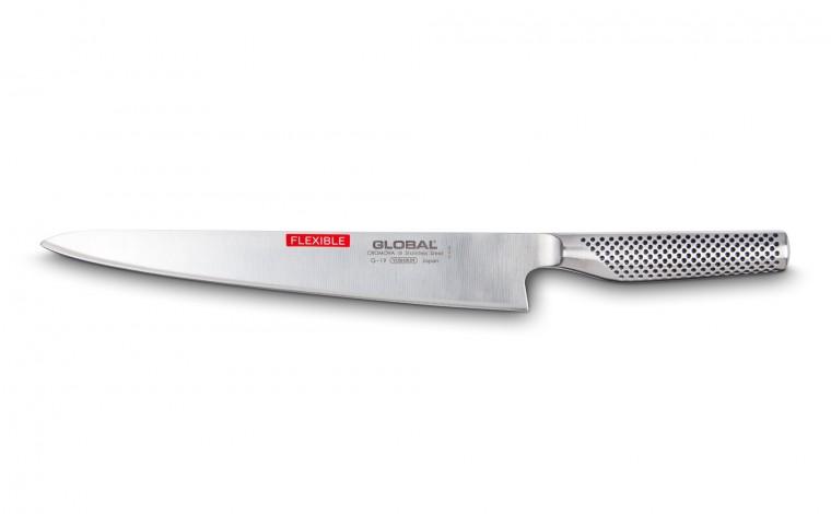 Fish fillet knife 27 cm (flexible blade) G19