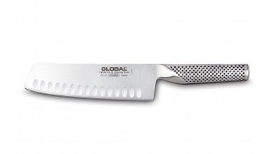Couteau légumes alvéolé 18 cm G56
