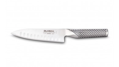 Kitchen knife 16 cm (honeycomb blade) G63