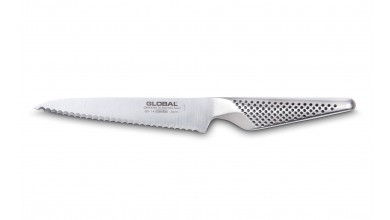 Couteau à lame crantée GS14
