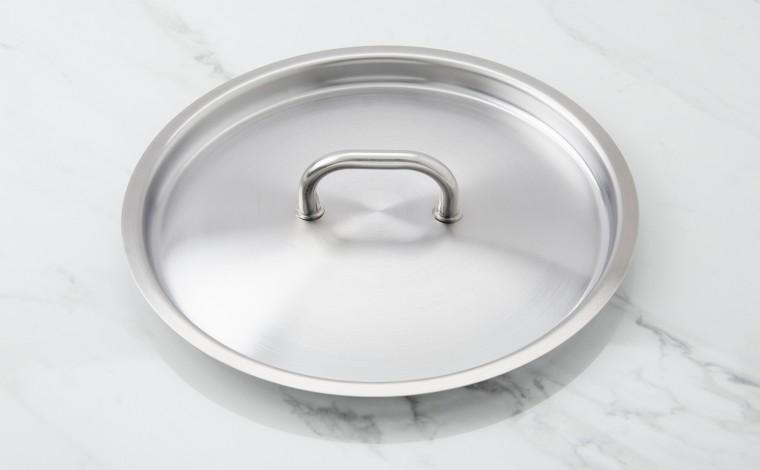 Couvercle inox diamètre 24 cm