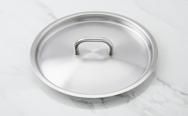 Stainless lid 24 cm diameter