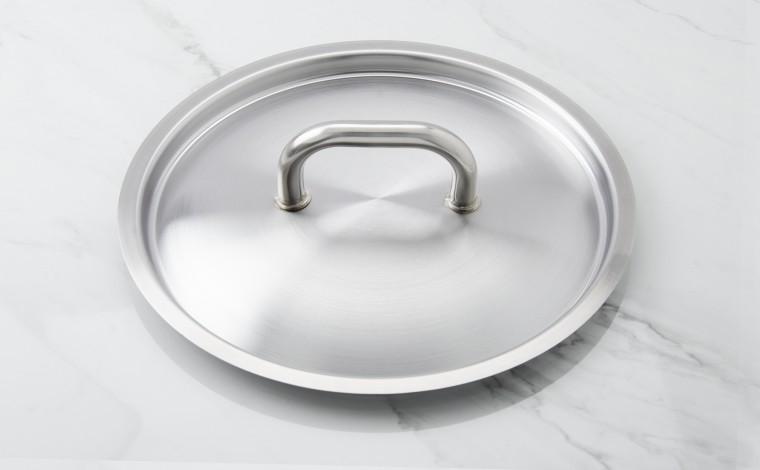 Stainless lid 28 cm diameter