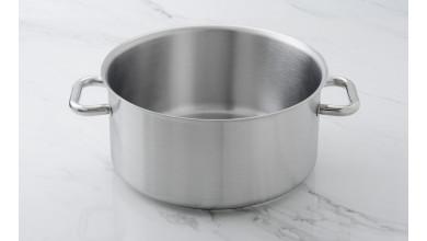Faitout / Marmite basse diamètre 24 cm