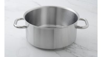 Faitout / Marmite basse diamètre 28 cm