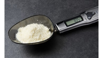 Digital scale spoon