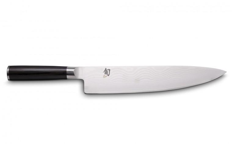KAI Shun DM-0707 Knife kitchen damask 25 cm