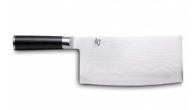 """KAI Shun DM-0712 Couteau de cuisine """"type Chinois"""" damas 18 cm"""