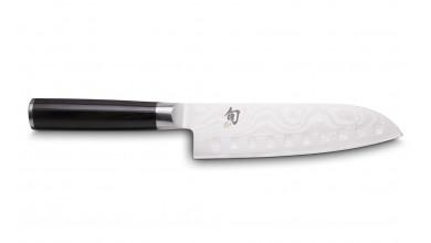 KAI Shun DM-0718 Santoku knife alveolar damask 18 cm