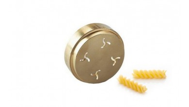 Fusilli line for fresh pasta appliance (AT910) for Cooking Chef Kenwood