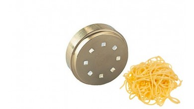 Spaghetti line for fresh pasta appliance (AT910) for Cooking Chef Kenwood