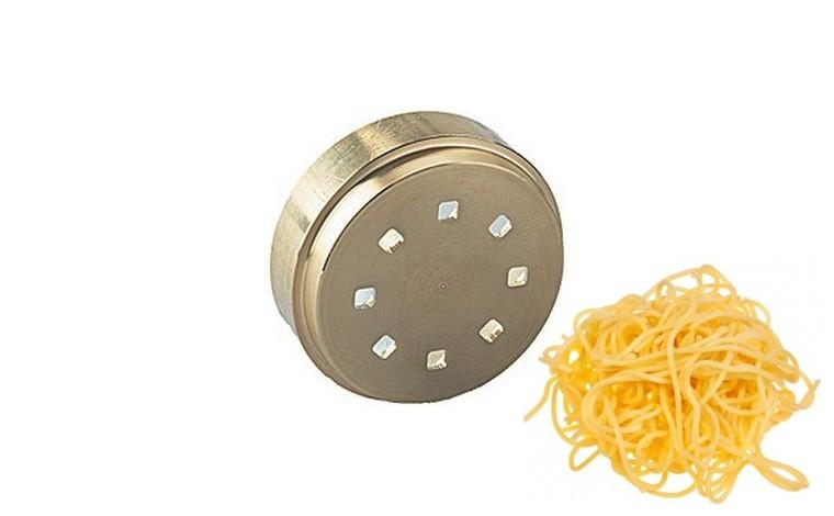 Filière Spaghetti pour appareil à pâtes fraîches (AT910) pour Cooking Chef Kenwood