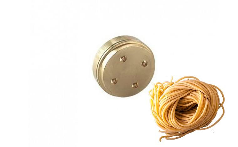 Filière Bucatini pour appareil à pâtes fraîches (AT910) pour Cooking Chef Kenwood