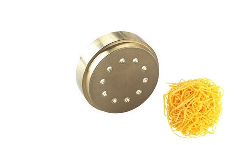 Filière Bigoli pour appareil à pâtes fraîches (AT910) pour Cooking Chef Kenwood