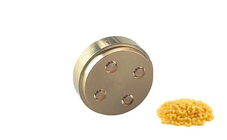 Filière Macaroni pour appareil à pâtes fraîches (AT910) pour Cooking Chef Kenwood