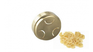 Orecchiettes for fresh pasta appliance (AT910) for Cooking Chef Kenwood
