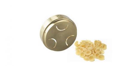 Filière Orecchiettes pour appareil à pâtes fraîches (AT910) pour Cooking Chef Kenwood