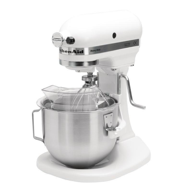 Robot kitchenaid classic 5k45ss for Robot cuisine kitchenaid