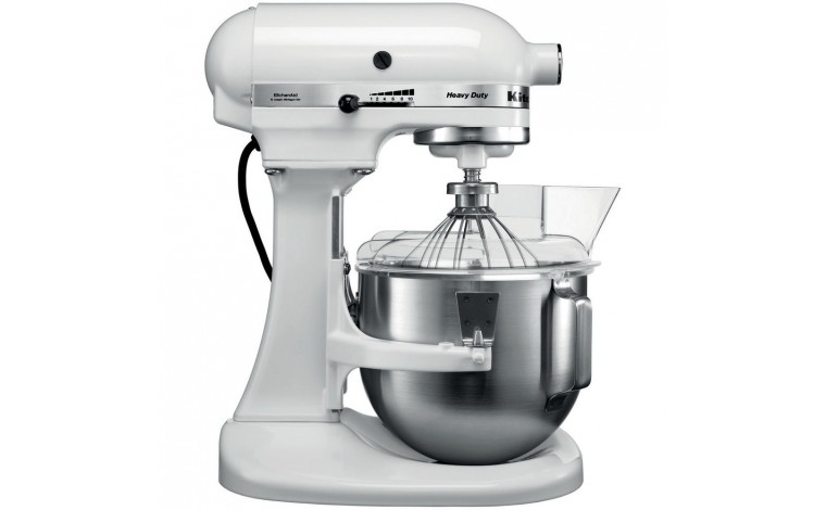 Robot Kitchenaid 5KPM5 Heavy Duty 4,8L - Blanc