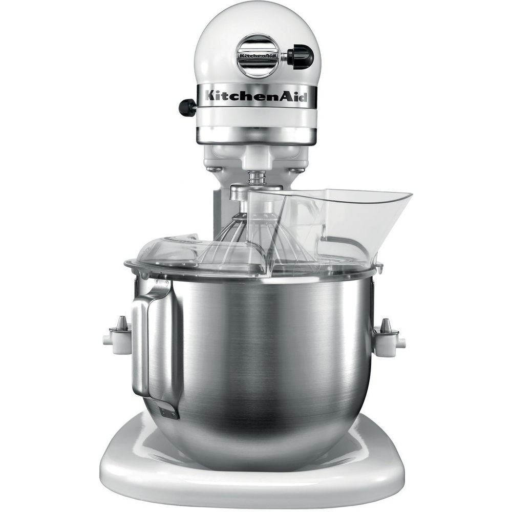 Robot kitchenaid 5kpm5 heavy duty 4 8l blanc - Kitchenaid le livre de cuisine ...