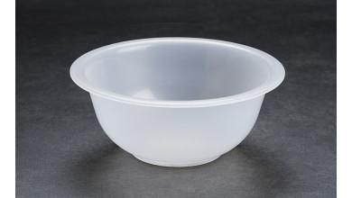 Bassine polypropylène demi-ronde 19 cm