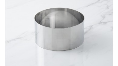 Stainless cowin circle - Diameter 12 cm