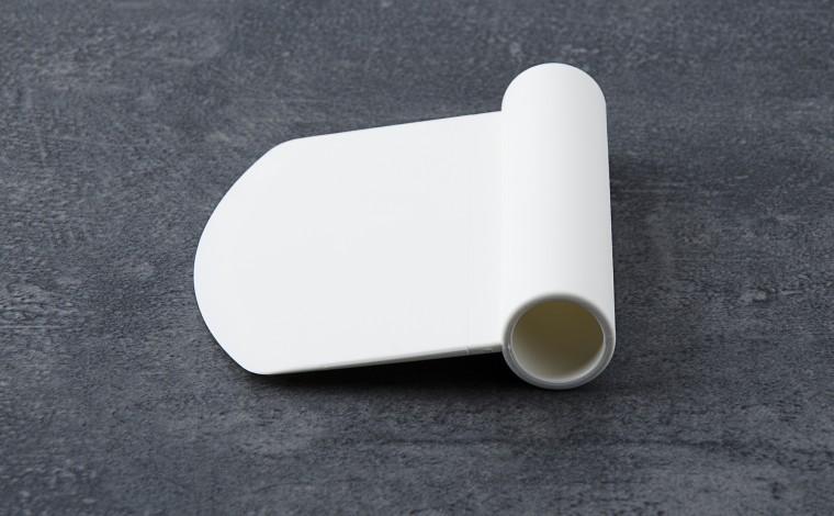 Coupe-pâte Exoglass (lame courbée)