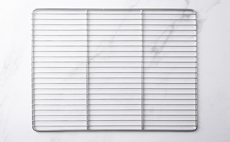 Stainless grid - 40x30 cm