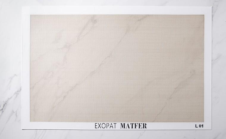 Toile de cuisson anti-adhérente Exopat - 58,5x38,5 cm