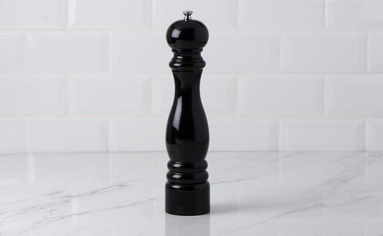 Salt mill Peugeot u'select 30 cm - Black Laqué