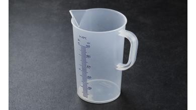 Mesure graduée plastique 0,5 litre