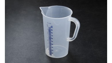 1 litre plastic graduated measurement