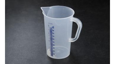 Mesure graduée plastique 1 litre