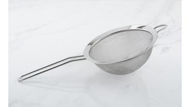 Passe sauce inox avec toile métallique - Diamètre 18 cm