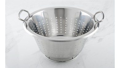 Stainless conical sieve