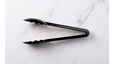 Black exoglass pinch oak leaf/multi-use 24 cm