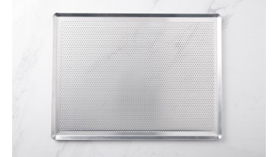 40x30cm perforated aluminium plate