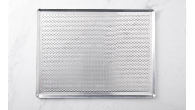 Plaque aluminium perforée 40x30cm
