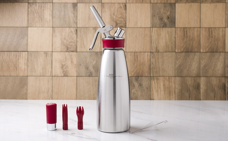 Siphon Isi Gourmet Whip 1 litre