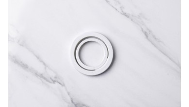 Replacement silicone seal for Isi cream siphon