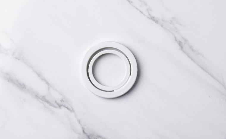 joint silicone de rechange pour siphon cr me isi colichef. Black Bedroom Furniture Sets. Home Design Ideas