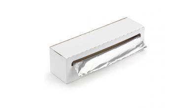 Aluminium roll 40 cm wide