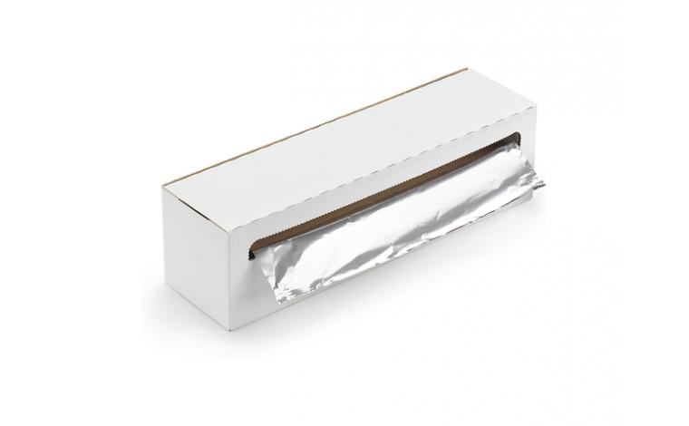 Rouleau d'aluminium 40 cm de large