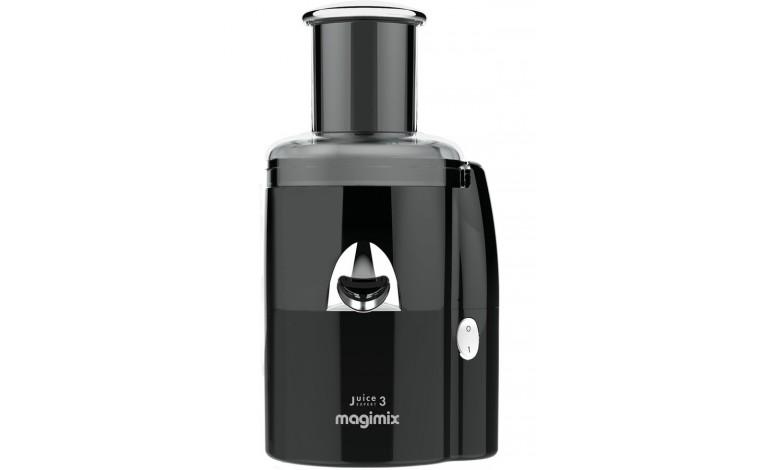 Centrifugeuse Duo Plus XL noir/chrome mat Magimix